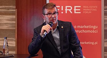 Social media DIY dla deweloperów. Konferencja FIRE Real Estate Marketing Forum