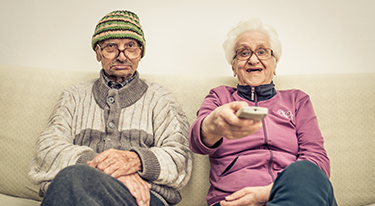 Reklamy na Dzień Babci i Dziadka